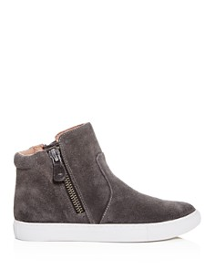 Gentle Souls by Kenneth Cole - Women's Carter Suede High Top Sneakers